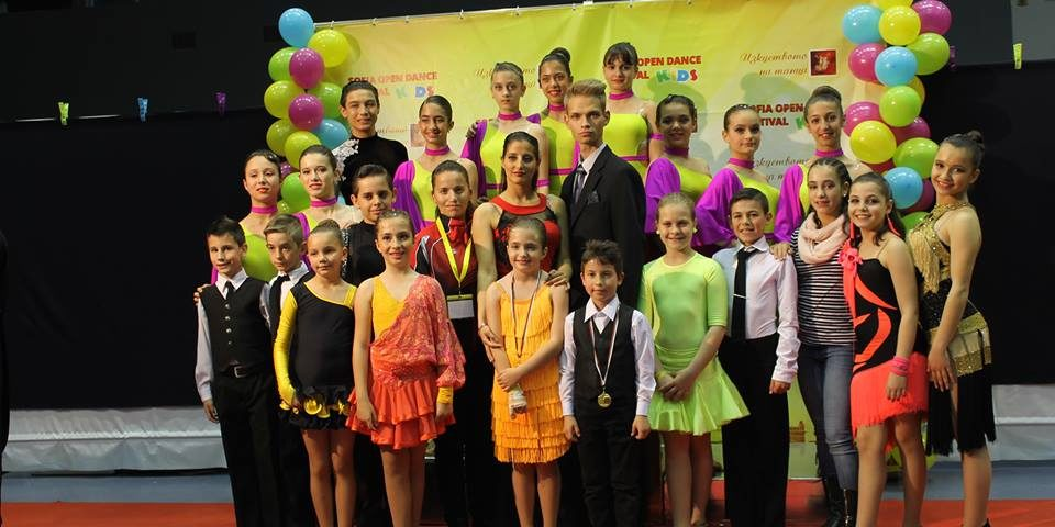 Sofia Open Dance Festival KIDS-2017